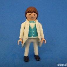Playmobil: PLAYMOBIL NOVIO, INVITADO, CABALLERO. Lote 89800308