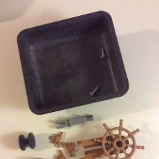 Playmobil: LOTE PIEZAS BARCO PIRATA PLAYMOBIL. Lote 90055271