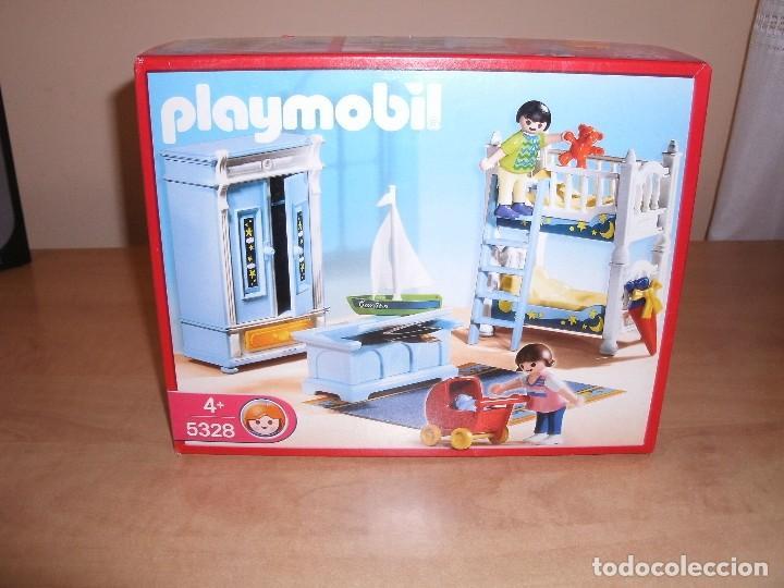 Playmobil 5328 Habitaci N Ni Os Mansi N Victo Comprar