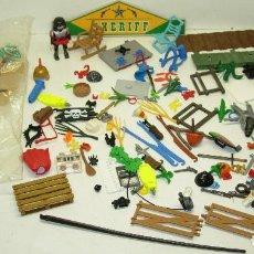 Playmobil: PLAYMOBIL LOTE FIGURA Y ACCESORIOS. Lote 90212439
