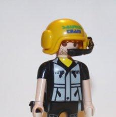 Playmobil: PLAYMOBIL MEDIEVAL FIGURA PILOTO. Lote 127880922