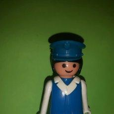 Playmobil: ORIGINAL1974 POLICIA PATRULLA LANCHA. Lote 90965798