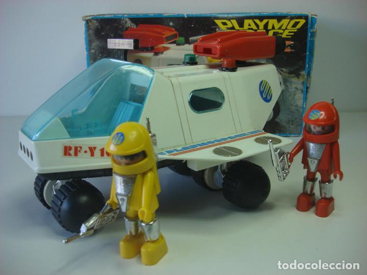 Nave espacial playmospace 3534 playmobil espaci comprar for Nave espacial playmobil