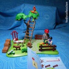 Playmobil: PLAYMOBIL RECOLECTA EN LA GRANJA. Lote 91396465