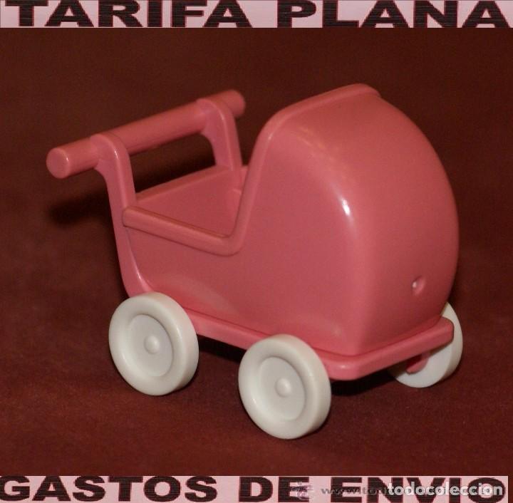 Carro Carrito Nino Bebe De Playmobil Usado Ta Comprar Playmobil En