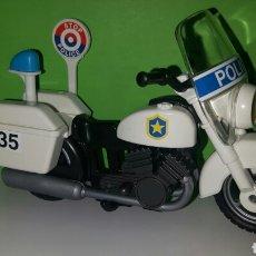 Playmobil: PLAYMOBIL MOTO POLICIA REF 3564. Lote 92841649