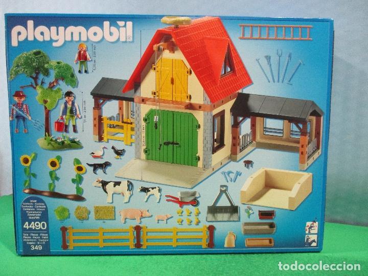 Playmobil country ref 4490 granja nuevo descata comprar for La granja de playmobil precio