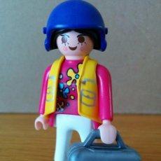 Playmobil: PLAYMOBIL MOTORISTA REFERENCIA 3946. Lote 93996505