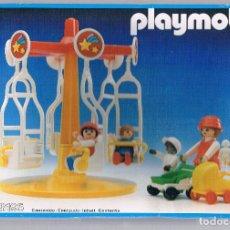 Playmobil: PLAYMOBIL 3195 COLUMPIO CON NIÑOS NUEVO SIN ABRIR CAJA CERRADA ANTIGUO JU. Lote 94035315