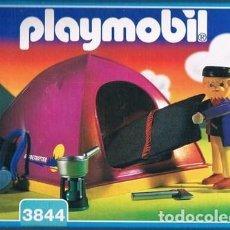 Playmobil: PLAYMOBIL 3844 CAMPISTA CAJA CERRADA SIN ABRIR NUEVO. Lote 94036350