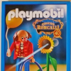 Playmobil: PLAYMOBIL PAYASO CIRCO RONCALLI REF. 9047 NUEVO EN CAJA PRECINTADA. Lote 94126345