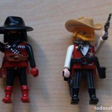 Playmobil: FIGURAS SHERIFF Y BANDIDO - PLAYMOBIL. Lote 94165670