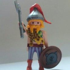 Playmobil: PLAYMOBIL PERSONAJES DE LA HISTORIA VERCINGETORIX JEFE GALO ROMA ROMANO. Lote 222199788