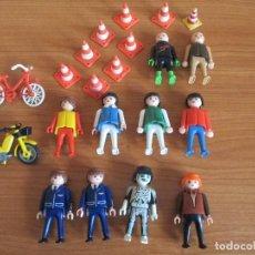 Playmobil: PLAYMOBIL: LOTE VARIADO FIGURAS Y ACCESORIOS. Lote 95860095