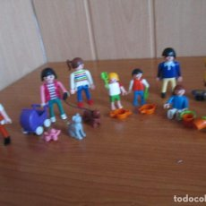 Playmobil: PLAYMOBIL: LOTE FIGURAS Y ANIMALES VARIADO. Lote 95963339