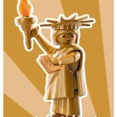 Playmobil: PLAYMOBIL 9242 FIGURES SERIE 12 ESTATUA DE LA LIBERTAD. NUEVO EN BOLSA.. Lote 151577372