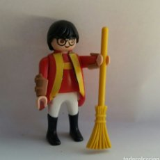 Playmobil: PLAYMOBIL HARRY POTTER PARTIDO DE QUIDDITCH. Lote 202347712