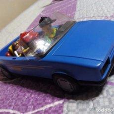 Playmobil: LOTE PLAYMOBIL. FAMILIA COCHE DESCAPOTABLE. Lote 96417095
