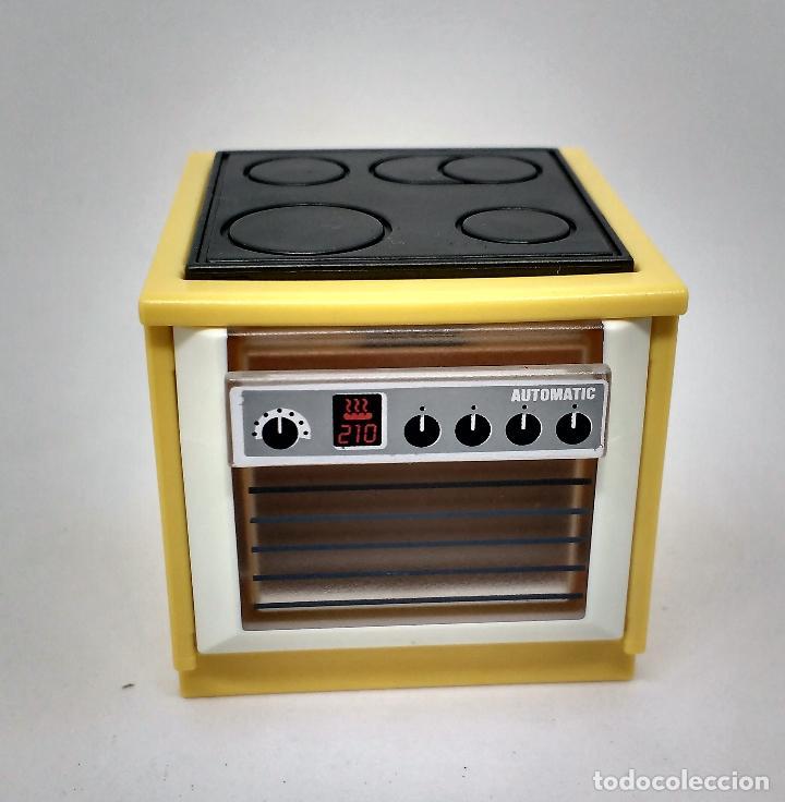 playmobil pieza mueble cocina horno y placa vit - Comprar Playmobil ...