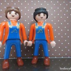 Playmobil: PLAYMOBIL PERSONAJE, CIUDAD, BOSQUE, GRANJA. Lote 96491127