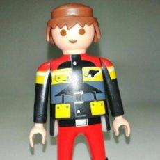 Playmobil: PLAYMOBIL FIGURAS. MOTORISTA. . Lote 96568431