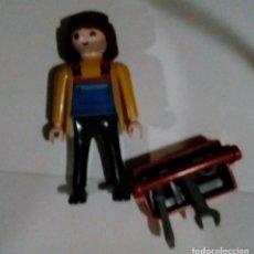 Playmobil: PLAYMOBIL. FIGURAS. ALBAÑIL. Lote 96788355