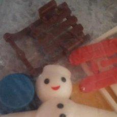 Playmobil: PLAYMOBIL REF.3912. EN LA NIEVE AÑO1984. Lote 97012079