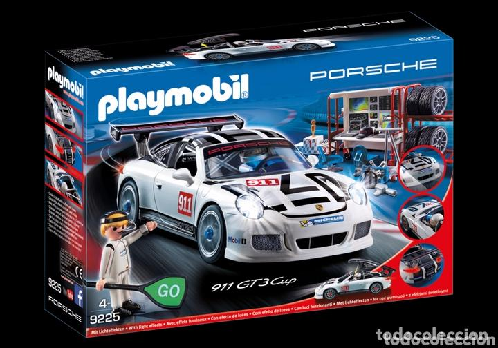 playmobil apreciado coche porsche 911 gts cup s comprar. Black Bedroom Furniture Sets. Home Design Ideas
