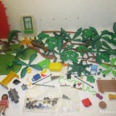 Playmobil: PLAYMOBIL LOTE FIGURAS Y ACCESORIOS. Lote 97445426