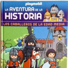 Playmobil: PLAYMOBIL LIBRO LA AVENTURA DE LA HISTORIA Nº 1 - SOLO LIBRO - NUEVO A ESTRENAR. Lote 97590815