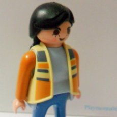 Playmobil: PLAYMOBIL C107 FIGURA PERSONAJE MUJER JOVEN IDEAL COMPLETAR ESCENAS COTIDIANAS. Lote 97707228