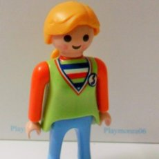 Playmobil: PLAYMOBIL C107 FIGURA PERSONAJE MUJER JOVEN IDEAL COMPLETAR ESCENAS COTIDIANAS. Lote 97880663