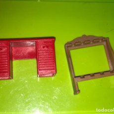 Playmobil - playmobil armero mecedera soldado fuerte nordista sheriff - 97882731