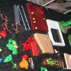 Playmobil: LOTE COMPLEMENTOS PLAYMOBIL. Lote 97949375