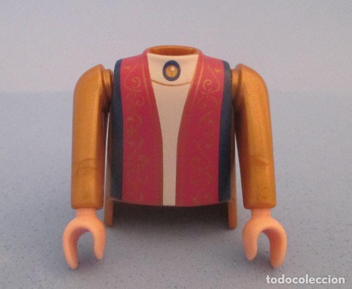 MEDIEVAL MEDIEVAL Playmobil CUERPOS Y BRAZOS OFICIAL NOVEDAD