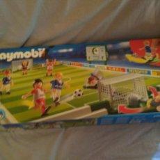 Playmobil: CAMPO DE FUTBOL. Lote 98846839