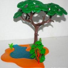 Playmobil: PLAYMOBIL MEDIEVAL TERRENO CON ARBOL. Lote 176243948