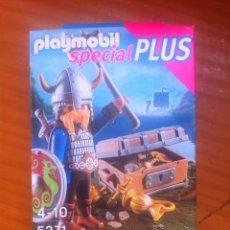 Playmobil - Playmobil 5371 Vikingo con Tesoro Special Plus NUEVO caja sin abrir. - 99059579