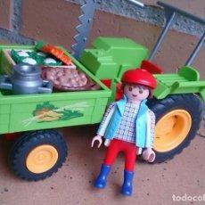 Playmobil: PLAYMOBIL 3074 TRACTOR GRANJA . Lote 99380675