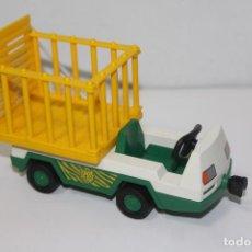 Playmobil: PLAYMOBIL MEDIEVAL VEHICULO DE ZOO. Lote 100303103