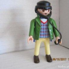Playmobil: PLAYMOBIL FIGURINES PIRATAS CABALLOS MEDIEBALES ANIMALES OESTE. Lote 100585711