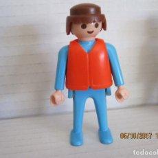 Playmobil: PLAYMOBIL FIGURINES PIRATAS CABALLOS MEDIEBALES ANIMALES OESTE. Lote 100586879