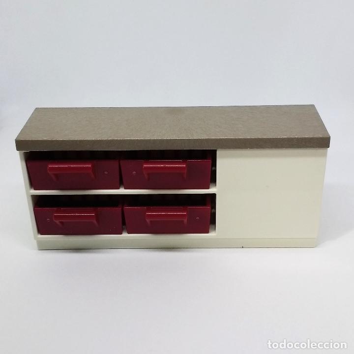 playmobil pieza mueble barra con cestas cocina - Comprar Playmobil ...