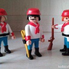 Playmobil: PLAYMOBIL,SOLDADOS,CUSTOM,OESTE,WESTERN,NORDISTAS,SUDISTAS,LOTE,. Lote 100719835