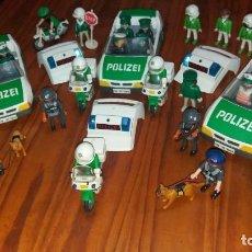 Playmobil: PLAYMOBIL POLICIA. Lote 100768019