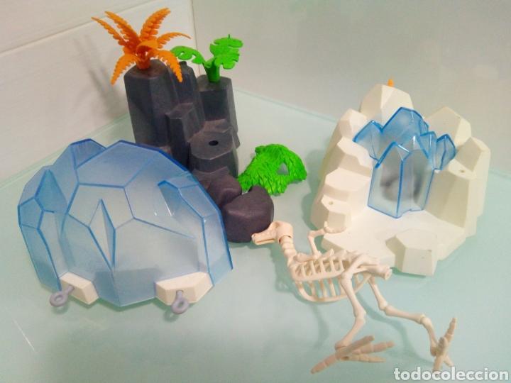 LOTE PIEZAS DINORAURIOS PLAYMOBIL (Juguetes - Playmobil)