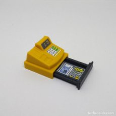 Playmobil: PLAYMOBIL PIEZA CAJA REGISTRADORA AMARILLA TIENDA MARKET. Lote 142364409