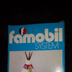 Playmobil: FAMOBIL SYSTEM PLAYMOBIL 3252 TIENDA INDIA CANOA INDIOS WESTERN OESTE A ESTRENAR. Lote 101198719