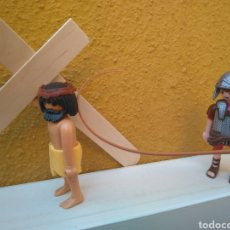 Playmobil: PLAYMOBIL HISTORIA JESUS JESUCRISTO Y ROMANO SEMANA SANTA BELEN PASTOR MONJE RELIGIOSO CURA. Lote 233747935