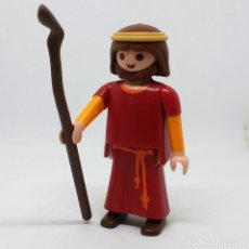 Playmobil: PLAYMOBIL CUSTOM BELÉN JOSÉ PASTOR NAVIDAD. Lote 139778858